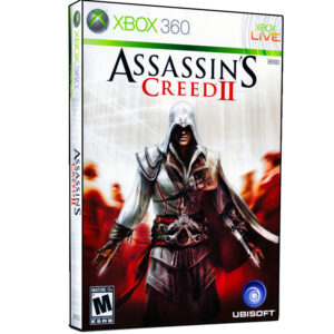 بازی Assassins Creed 2 مخصوص XBOX 360