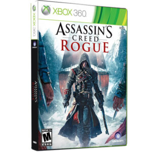 بازی  Assassins Creed Rogue مخصوص XBOX 360